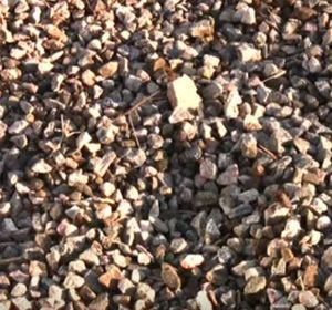 Closeup of Gravel (Not Round)