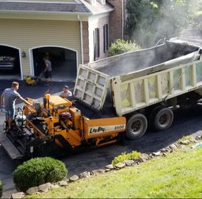Paving a Driveway  Jersey Strong Paving NJ