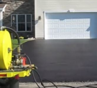 Asphalt Emulsion Sealcoat