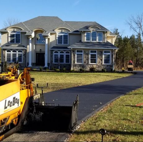 Driveway Install Jersey Strong Paving NJ