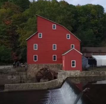 Red Mill Museum Village  Jersey Strong Paving Hunterdon County NJ